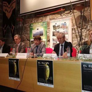 INAUGURACIÓN DE LAS JORNADAS DEL OLIVO Y EL ACEITE DE OLIVA VIRGEN EXTRA