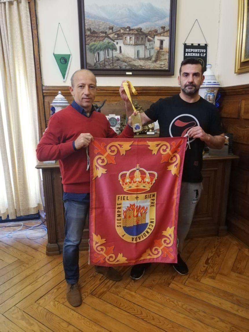 EL ARENENSE, JULIO CÉSAR OJEDA, SE ALZA CON LA PLATA EN EL MUNDIAL BUSHIKAK 2019