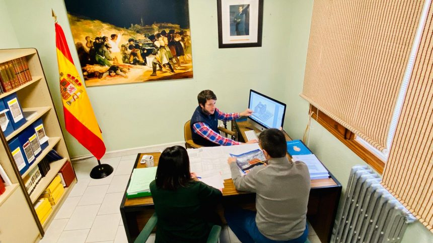 LA CONCEJALÍA DE CULTURA Y PATRIMONIO ESTÁ TRABAJANDO PARA SOLICITAR LA AYUDA DEL PROGRAMA 1,5% CULTURAL DEL MINISTERIO DE FOMENTO CON UN PROYECTO PARA EL PALACIO DEL INFANTE DE D. LUIS DE BORBÓN