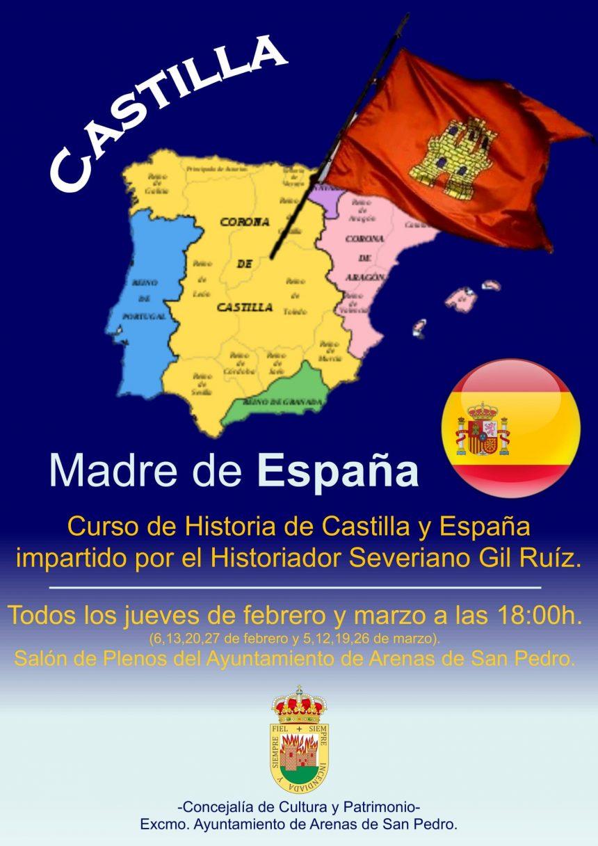 🇪🇸 – 🏰🦁 CURSO DE HISTORIA DE CASTILLA Y ESPAÑA: CASTILLA, MADRE DE ESPAÑA.🦁🏰 – 🇪🇸