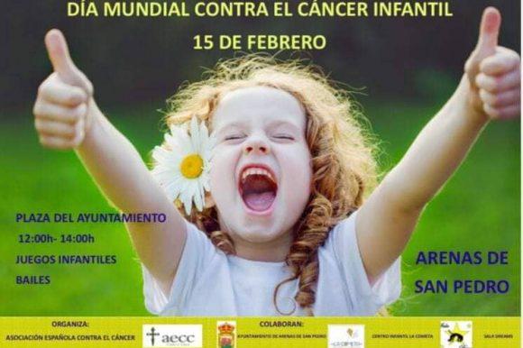 👧👦 ACTIVIDADES POR EL DÍA CONTRA EL CÁNCER INFANTIL 👧👦