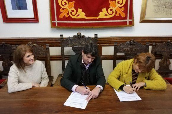 ARENAS DE SAN PEDRO CONFÍA EN EL TRABAJO DE LAS PERSONAS CON DISCAPACIDAD