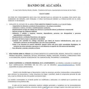 📯 BANDO DE ALCADÍA 📯
