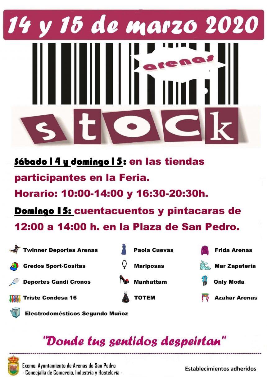 LA FERIA DEL STOCK DE MARZO YA ESTÁ EN MARCHA CON LAS MEJORES OFERTAS DEL COMERCIO LOCAL