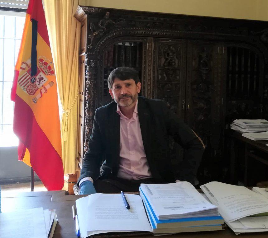 """J. CARLOS SÁNCHEZ MESÓN: """"ENTRE TODOS PODEMOS PARAR EL VIRUS"""""""