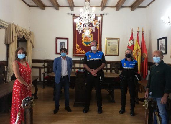 👨✈️LA PLANTILLA DE LA POLICÍA LOCAL CUENTA CON UN NUEVO AGENTE 👨✈️