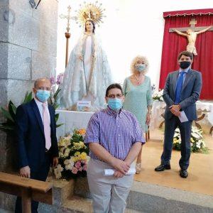 LA PARRA CELEBRÓ EL SÁBADO 15, LAS FIESTA EN HONOR A LA VIRGEN DE LA ASUNCIÓN