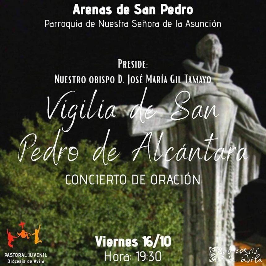 I VIGILIA JOVEN DE SAN PEDRO DE ALCÁNTARA