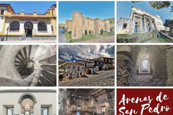 HORARIOS VERANO SERVICOS TURÍSTICOS DE ARENAS DE SAN PEDRO (hasta el 8 de agosto)